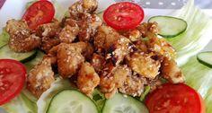 Szezámos, édes chilis csirke salátaágyon recept | APRÓSÉF.HU - receptek képekkel