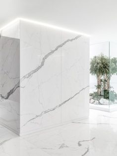Benefits of Kitchen Organization Italian Marble Flooring, White Marble Flooring, White Marble Bathrooms, Granite Flooring, Marble Wall, Marble Effect, Wall And Floor Tiles, Floor Design, Bathroom Interior Design