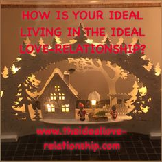 How is your ideal environment? THE SEVEN LEVELS OF LIVING In my book THE IDEAL LOVE-RELATIONSHIP Shantiom Mumtaz Mahal