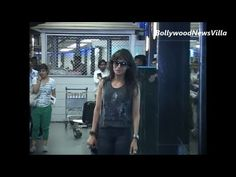 chitrangada singh returns from TOIFA awards spotted at mumbai airport.