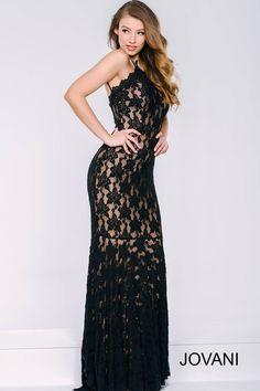 40d278dd263 Black Sleeveless Lace Dress 41269 Ladies Dress Design
