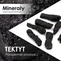 Co to jest tektyt? Tektyt przybysz pozaziemski | Royal-Stone blog Mineral Stone, Laos, Minerals, Learning Arabic