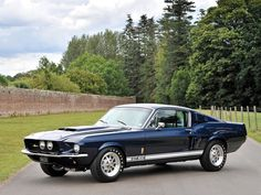 1967 Shelby Gt500, 1968 Ford Mustang Fastback, Ford Shelby, Ford Gt, Shelby Mustang, Ford Mustang Classic, Ford Classic Cars, Best Classic Cars, Auto Retro
