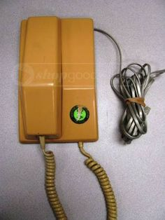 Old Northern Telecom Push-Button Telephone