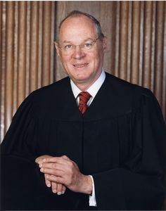 Anthony M. Kennedy is a prominent Supreme Court Justice. Read more here.