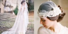 15 Show-Stopping Wedding Veils