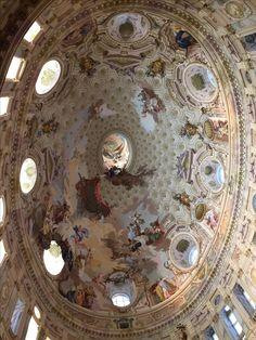 Santuario di Vicoforte.  #architecture