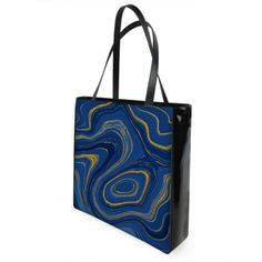 blue gold marble shopper bag Shopper Bag, Tote Bag, Gold Marble, My Fb, Purse Wallet, Blue Gold, Fashion Bags, Purses And Bags, Handbags
