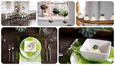 Recommended Colorado Wedding Vendors - Sweetly Paired Wedding Planning - succulent wedding theme, green wedding colors, blanc denver