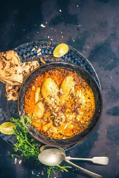 Badami Chicken Curry, Almond Chicken Curry, Chicken Curry with Almonds, murgh badami recipe, murg badami, badami murgh, badami chicken korma, murgh badami shorba recipe