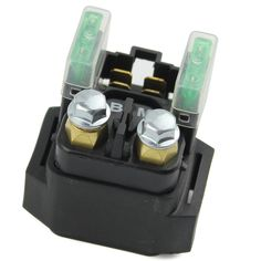 Hot Starter Relay Solenoid Switch For Yamaha Grizzly YFM 660 400 350 Raptor  #Unbranded