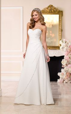 6261 main zoom - Vestido de Novia - Stella York, vestido de novia, vestido, moda, novia