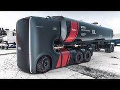 Caminhões Do Futuro O Caminhão Inteligente ( O Segundo da Serie Luxo )#C...
