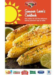 @Hannaford has assembled a delectable variety of delicious summer recipes for grilling, picnicking, or just chilling. Take a look!