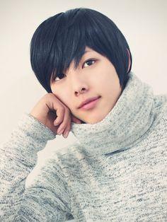 Men's Black Hair Wig | Korean Fashionista