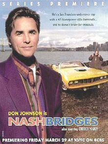 For years, television has comissioned custom vehicles to be used on shows. These cars have become identified with the show and they have even toured them in car shows for extra promotion. Here is a list of some classic TV cars. Don Johnson, Robin Sachs, Nash Bridges, Battlestar Galactica 1978, Stella Stevens, Danny Trejo, Drama, Detective Series, Series Premiere