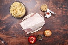 Ring in the New Year with THE BEST Pork and Sauerkraut recipe! Juicy and packed with so much flavor! Mom's recipe perfected! | the best pork roast, new year's pork and sauerkraut, oven roast pork, new year food, the best pork roast, roasted pork loin and sauerkraut #porkroast #porkandsauerkraut #newyearseve #comfortfood #pork #sauerkraut New Years Pork And Sauerkraut, Pork And Sauerkraut Recipe, Pork Roast In Oven, Pork Loin, Mom's Recipe, Recipe For Mom, Pork Chop Casserole, Casserole Recipes, New Year's Food