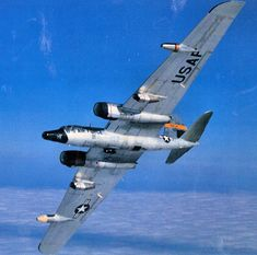 Martin/General Dynamics RB-57F Canberra - Wikipedia, the free ...