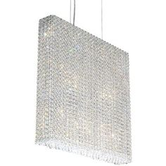 Schonbek refrax wave crystal pendant modern pendant lighting schonbek refrax wave crystal pendant modern pendant lighting love for the home pinterest pendants photos and angeles mozeypictures Image collections