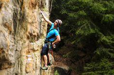 climbing, Dawid, Labak, Czech Republic