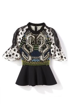 Peter Pilotto via Moda Operandi