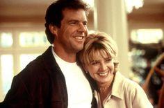 """Dennis Quaid as Nick Parker Natasha Richardson as Elizabeth """"Lizzie"""" James in 1998's """"The Parent Trap"""""""