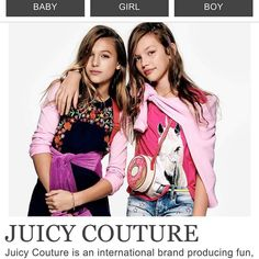 OUR TOP MODEL CASSIDY FOR DIRECTLY BOOKED JUICY COUTURE CAMPAIGN!!! Since signed as a new face by FUTURE FACES two years ago, Cassidy clinched an interminable stream of campaigns under FUTURE FACES'S POWERFUL REPRESENTATION.The legacy of FUTURE FACES continues through the years by remaining true to its core values: being on the cutting edge of fashion trends and tending to the needs of talent and clients.