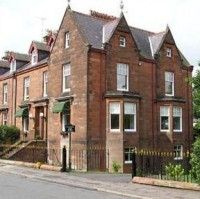 Gillbank Guest House Bed & Breakfast, Thornhill, Dumfriesshire, Scotland.