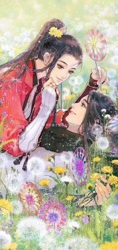遇见逆水寒 Chica Anime Manga, Anime Couples Manga, Studio Ghibli Characters, Fantasy Couples, Otaku, Anime Kiss, Anime Love Couple, Manga Love, Anime Artwork