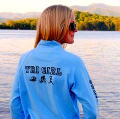 Triathlon Jacket-Tri Girls - $39.99 : Sports Jewelry & Apparel - Gifts for Runners, Triathlon and Marathon | Milestones Sports Jewelry, - Run, Bike, Swim
