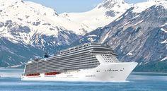 Norwegian Cruise Line Debuts new Ship Designed for Alaska
