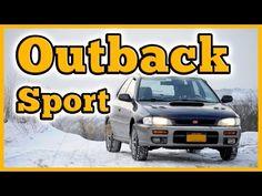Regular Car Reviews: 1997 Subaru Outback Sport
