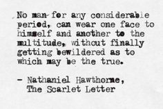 Most Famous Quotes From Scarlet Letter