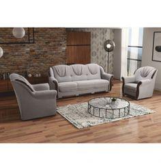 Sedacia súprava METY, rozkladacia, látka sivá Couch, Furniture, Home Decor, Products, House, Settee, Decoration Home, Sofa, Room Decor