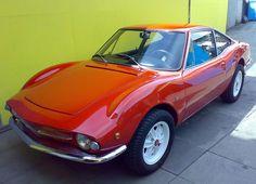 Moretti Fiat 850 Sportiva