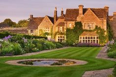 Whatley Manor Hotel & Spa in #England