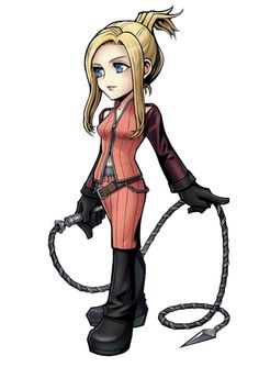 Quistis Trepe from Dissidia Final Fantasy Opera Omnia