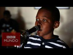 Aren Wilkins, estrella del blues a los 10 años - BBC Mundo - YouTube