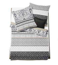 edle bettw sche aus damast mit einem feinen steifen exklusive verarbeitung mit ziernaht. Black Bedroom Furniture Sets. Home Design Ideas