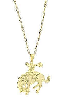 Gargantilha folheada a ouro e pingente em forma de um peão de boiadeiro sobre um cavalo (linha country)    https://secure.imagemfolheados.com.br/detalhes_prod.asp?id=G1266&a=3434