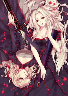 Fate/Zero - Irisviel von Einzbern & Saber