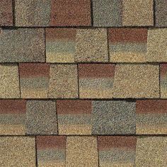 Copper Canyon #gaf #timberline #roof #shingles #swatch