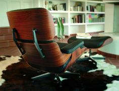 Eames Lounge Chair CE90