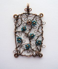 Tangled Vine.  Wish I could make this.
