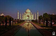 TAJMAHAL, Agra, India - 8th Wonder of th world!!