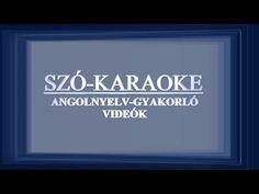 ANGOLNYELV-GYAKORLÓ 01. - IGEIDŐK 6/1.