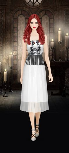 Fashion Game- Vampire