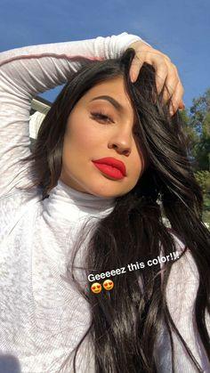 Kylie Jenner Snapchat, Kylie Jenner Outfits, Kylie Jenner Mode, Kily Jenner, Kylie Jenner Fotos, Trajes Kylie Jenner, Looks Kylie Jenner, Estilo Kylie Jenner, Estilo Kardashian