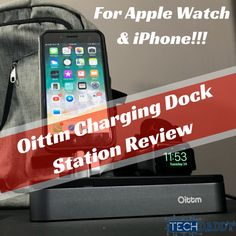 #newblogpost #newvideo Who is tired of having those Long Apple Cables hanging around?? Me personally, i don't understand why the Apple Watch cable is so long anyway 🤷🏾‍♂️ But this Charging Dock from #Oittm is perfect for your Cable Management needs! While it can charge both your iOS Devices and Apple Watch, there is also 3 USB slots in back to allow you connect more devices! Check out latest blog post in the description! #techtuesday #chargingstation #chargingdock #applewatchcharger…