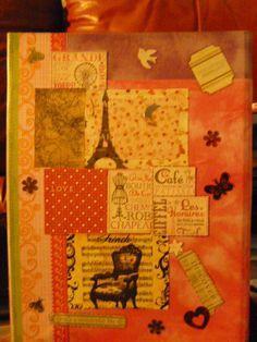 las libretas de mi hija forradas por mi Daughter, The Creation, Cards